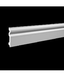 Напольные плинтуса из полиуретана и дюрополимера