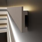 Молдинги для подсветки LED Evrowood
