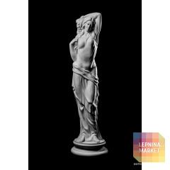 Статуя Девушка с виноградом ST-007 Декор из стекловолокна Decorus