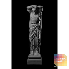 Статуя Атлант ST-008 Декор из стекловолокна Decorus