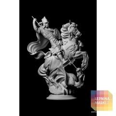 Статуя Георгий Победоносец ST-013 Декор из стекловолокна Decorus