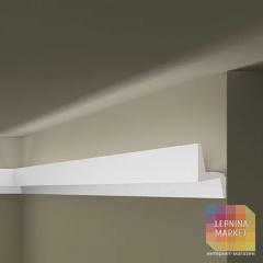 IL6 карниз для скрытого освещения ARSTYL NMC 92х50х2000 мм