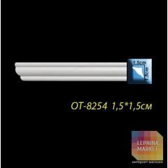 Потолочный карниз из дюрополимера OT-8254 Optima