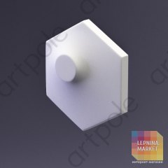 3D Панель Elementary HEKSA-dots E-0006 Artpole