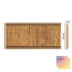 Панель С10-4  (размер 100х7х2400) цветная лепнина в интерьере Decomaster