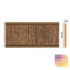 Панель С10-3  (размер 100х7х2400) цветная лепнина в интерьере Decomaster