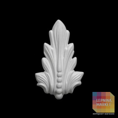 Орнамент из полиуретана 1.60.007 Европласт