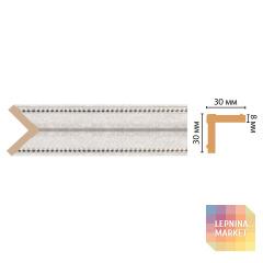 116-19D/28 Угол DECOMASTER ДМ(30*30*2400 мм)