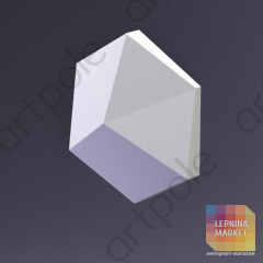 3D Панель CUBE-Ex1 E-0030-1 Artpole