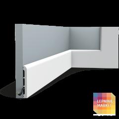 Молдинг из полиуретана DX184F (Дверной декор) Orac Decor гибкий