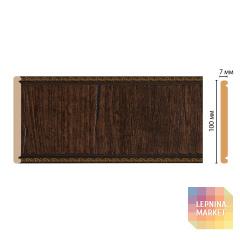 Панель С10-1 (размер 100х7х2400) цветная лепнина в интерьере Decomaster