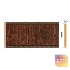 Панель С10-2  (размер 100х7х2400) цветная лепнина в интерьере Decomaster