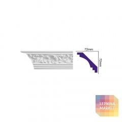K 122 (2,00 м) (U) Карниз с орнаментом