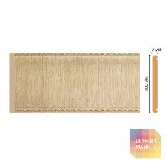 Панель С10-5  (размер 100х7х2400) цветная лепнина в интерьере Decomaster