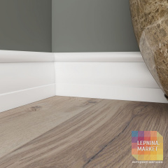 Плинтус Ultrawood арт. Base 0020 (2440 x 60 x 15 мм.)