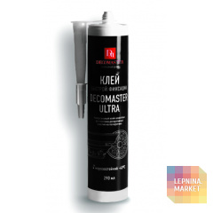 Клей-шпатлёвка Decomaster Ultra 290мл