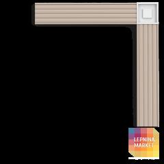 Декоративный квадрат P5020B
