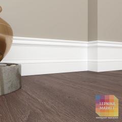 Плинтус Ultrawood арт. Base 0002 (2440 x 133 x 14 мм.)
